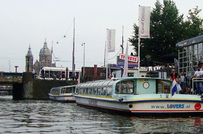 Amsterdam lovers canal tours