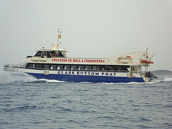 Ibiza to Formentera ferry
