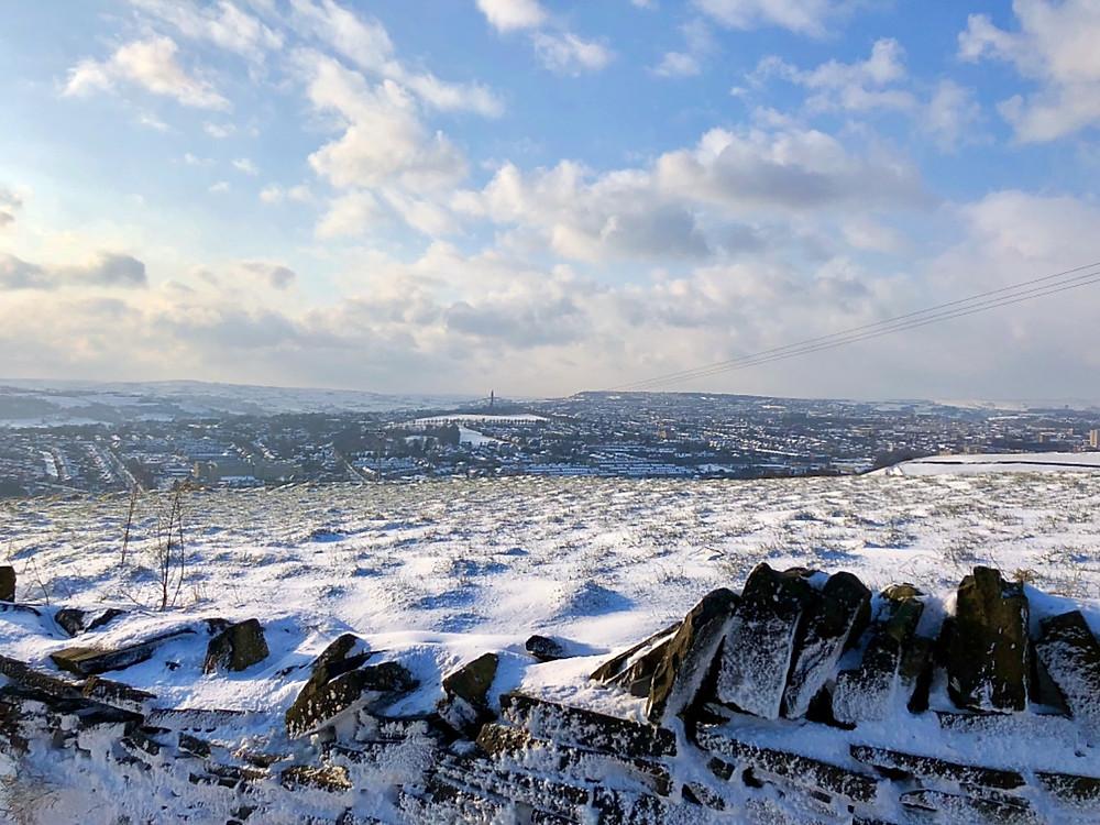 Halifax West Yorkshire