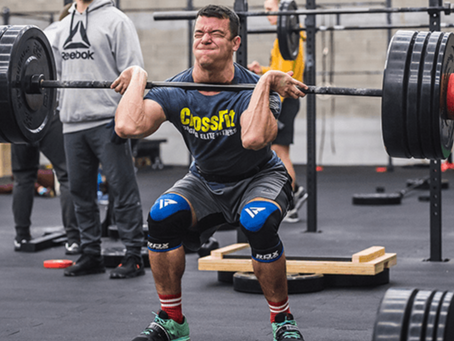 Why You Don't Need to Be Great at Everything in CrossFit--Consistency is more important.