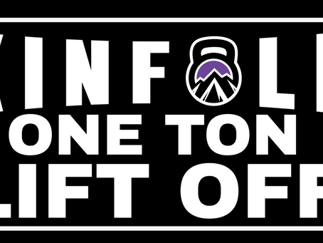 Annual KinFolk Fitness One Ton Lift Off