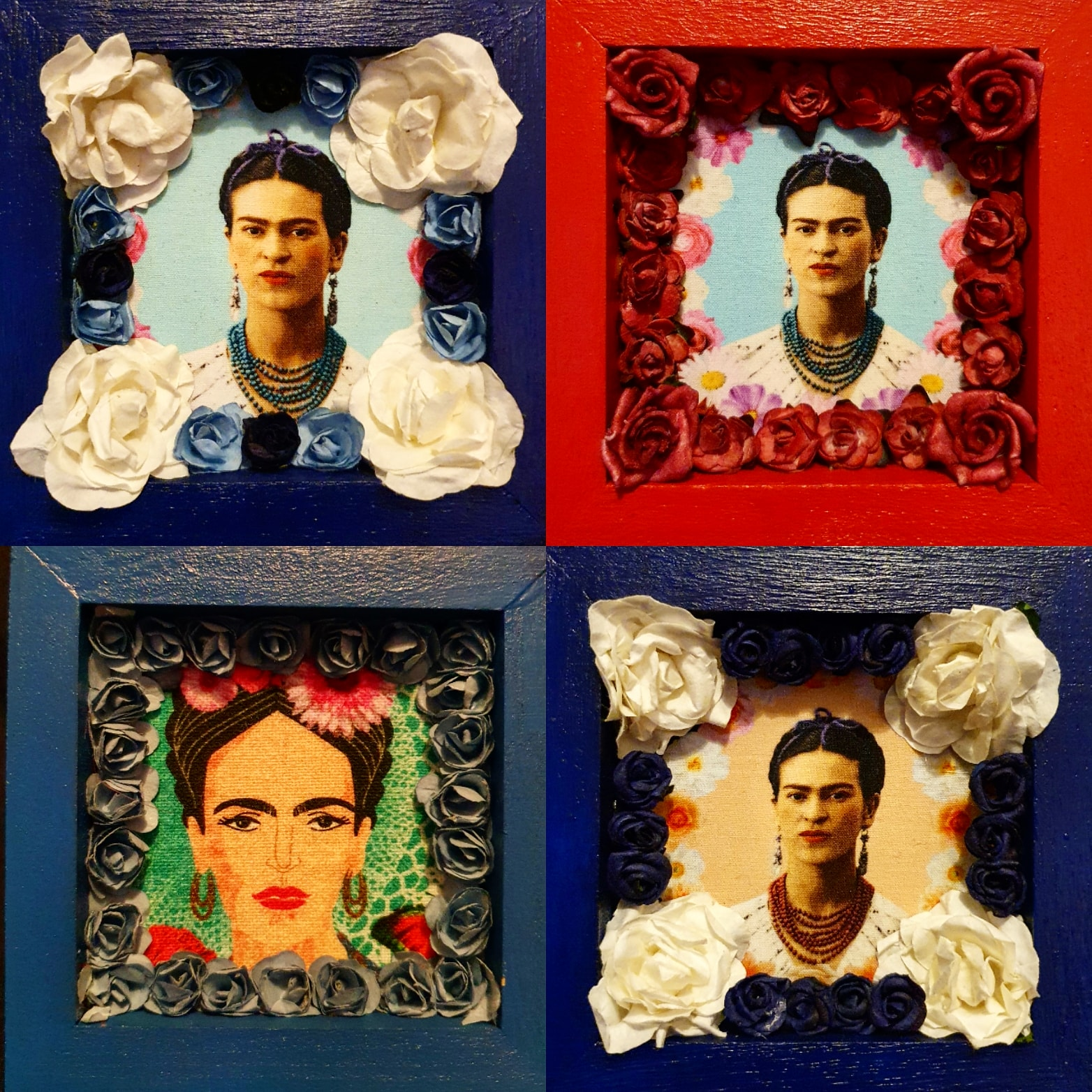 Mini Frida Boxes