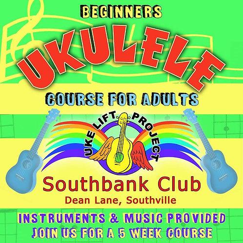 Beginners Ukulele Course - Southbank Club