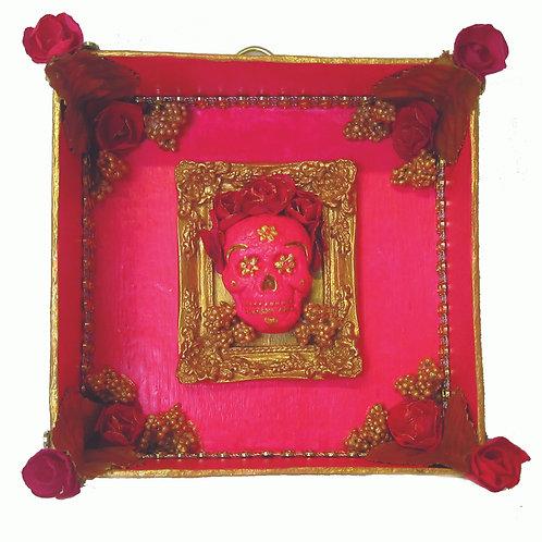 Calavera Pink Box Art