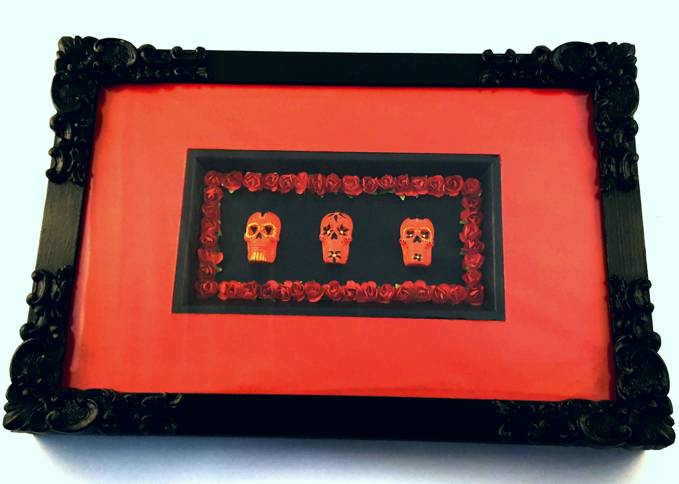 Mini Sugar Skulls Frame 1