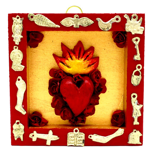 Sacred Heart Milagro Box