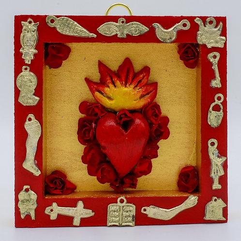 Sacred Heart Milagro Box