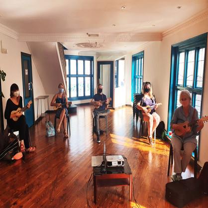 ukulele lessons south bristol daytime st