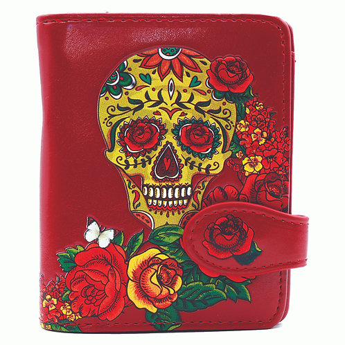Sugar Skull Purse-Small