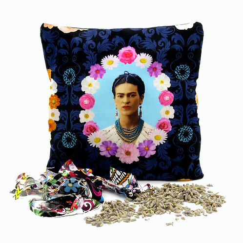 Frida Lavender Pillow