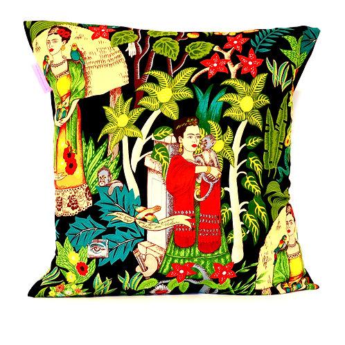 Frida's Garden Cushion