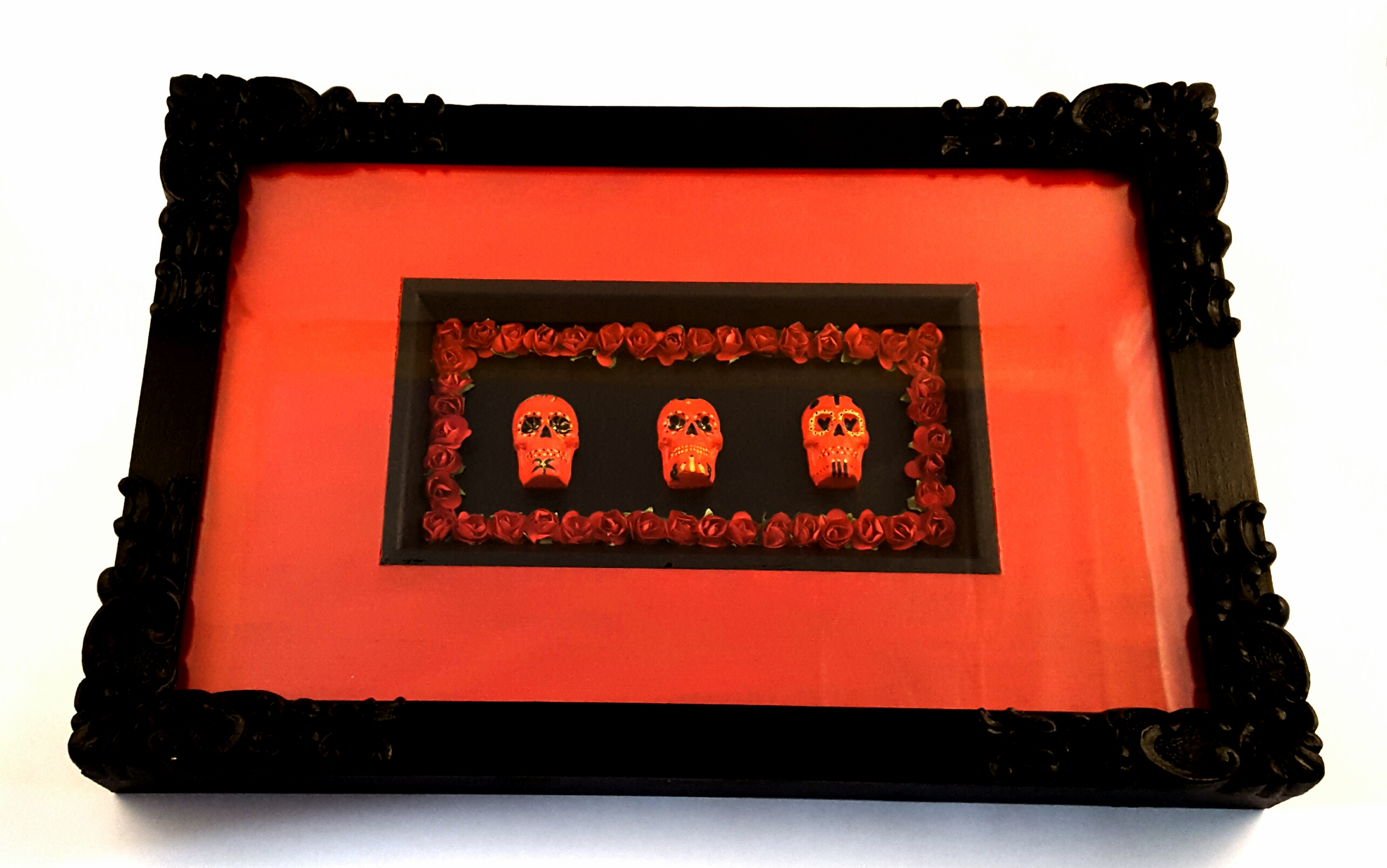 Mini Sugar Skulls Frame 2
