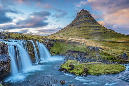 Snaefells National Park Iceland