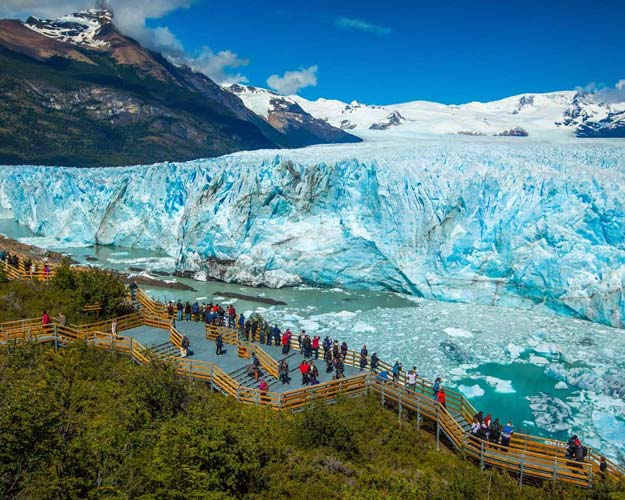 Perito Merino Glacier, Argentina
