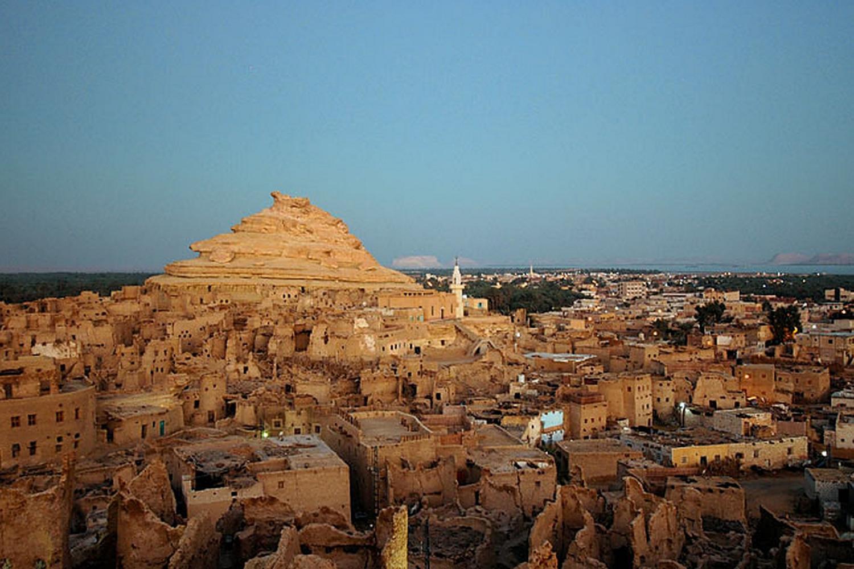 Shali Fortress, Siwa, Egypt