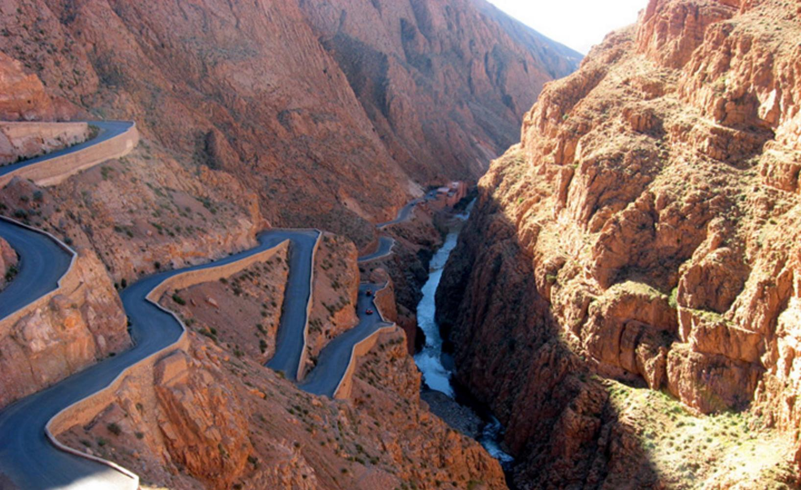 Todra Gorge and Dades Valley, Moroccoa