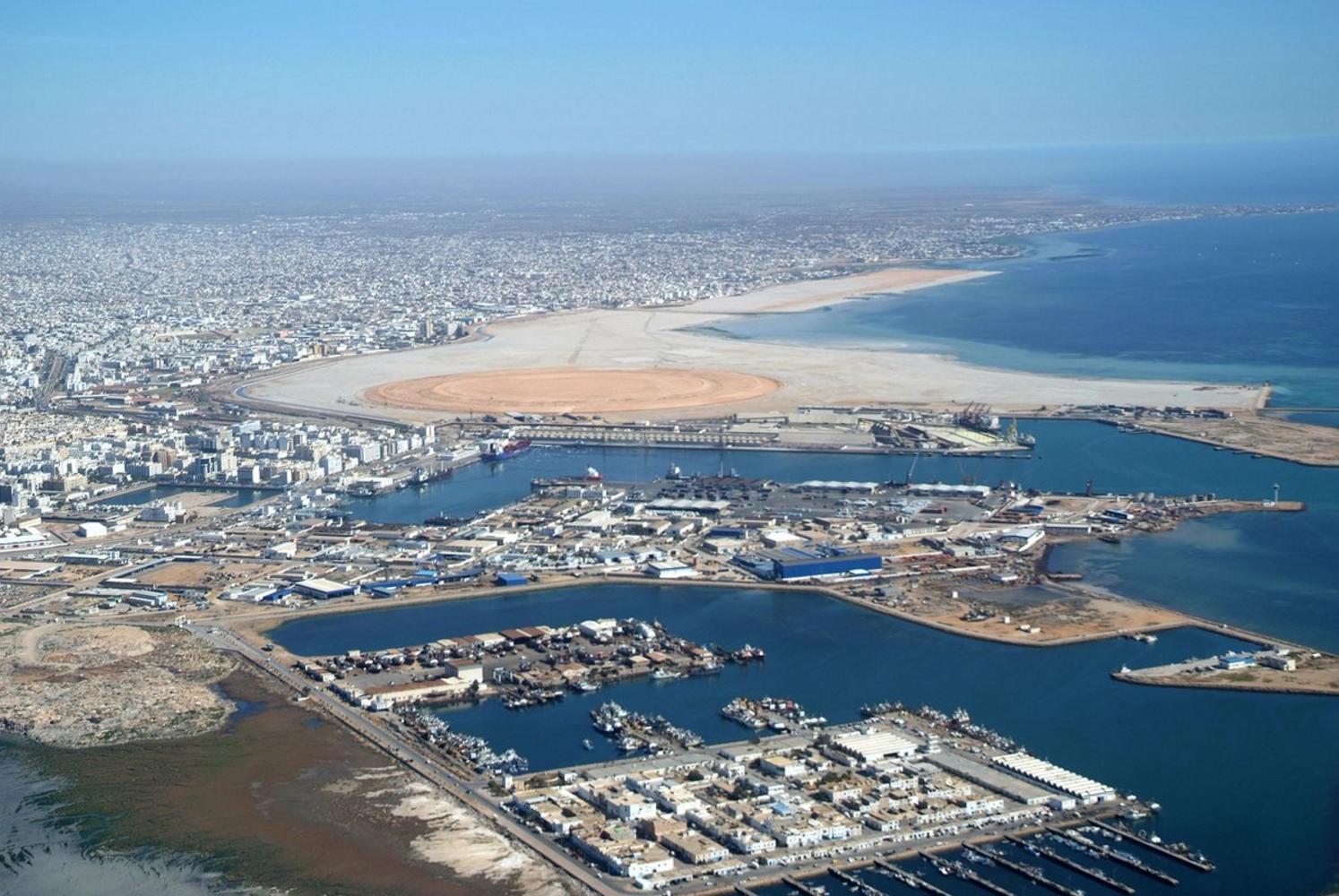 Sfax Port, Tunisia