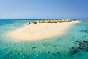 Island near Hamata Red Sea, Egypt