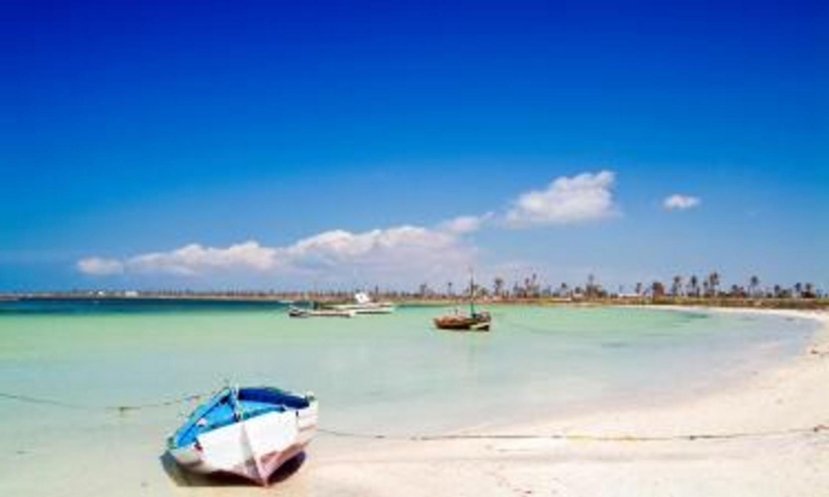 Kerkennah Islands, Tunisia