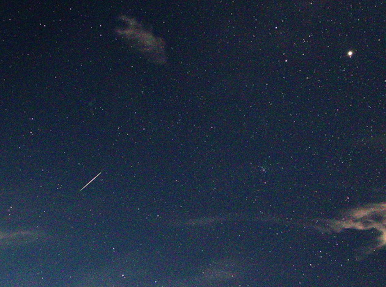 Libya, Geminid Meteor Showers 2013