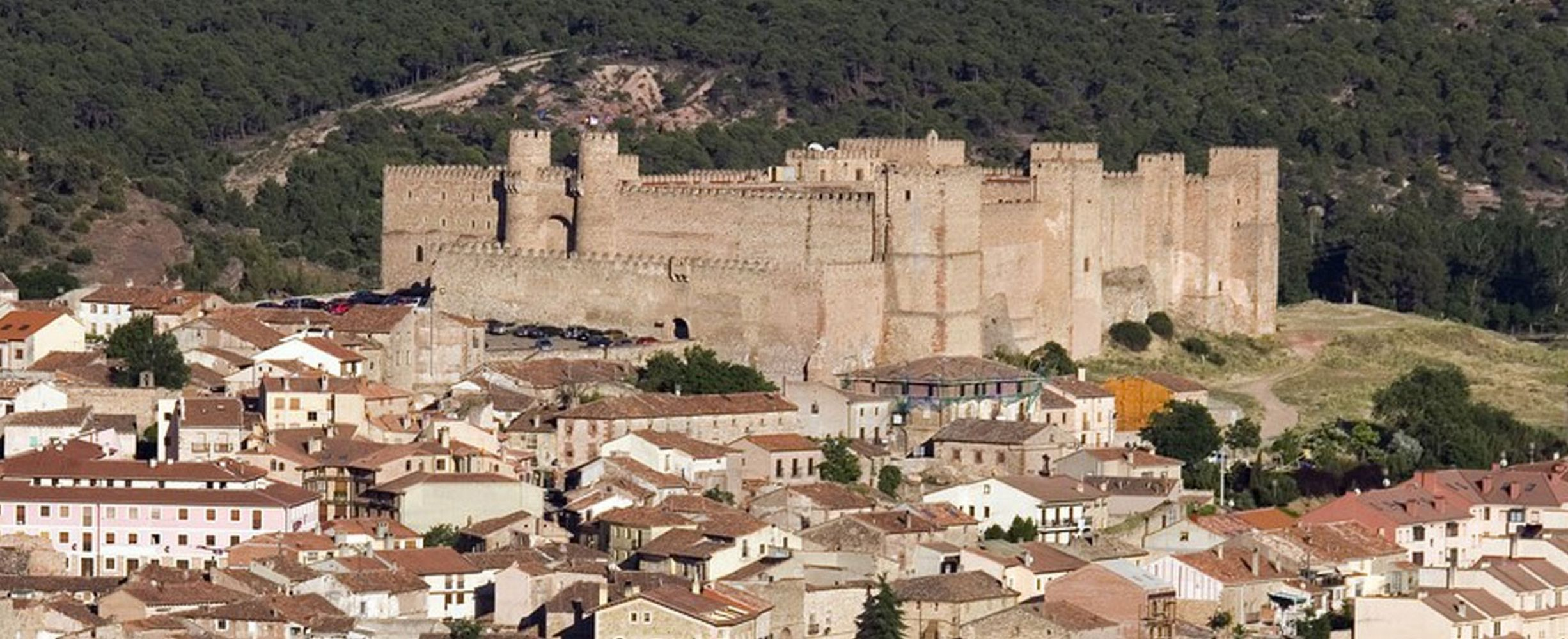 Sigüenza Castle and Town, Spain