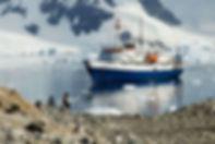 MV Ushuaia, Antarctica