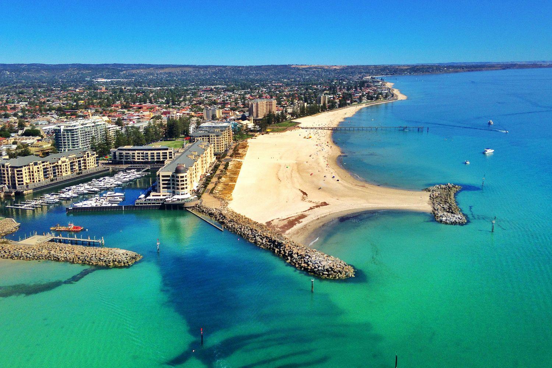 Adelaide Beaches, Australia - 2023 solar eclipse tour