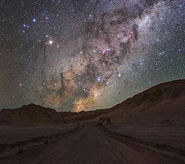 Skies outside San Pedro de Atacama Chile
