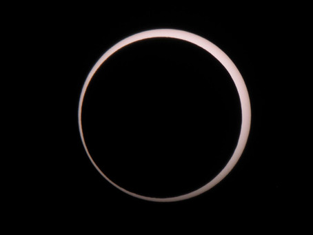 What is an Annular Solar Eclipse?