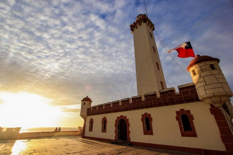 La Serena Lighthouse, Chile