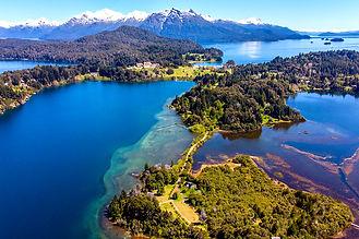 Bariloche lakes region