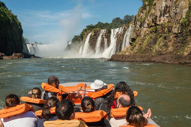 Macuco Safari Iguazu Falls Brazil