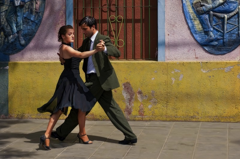 Street Tango Buenos Aires