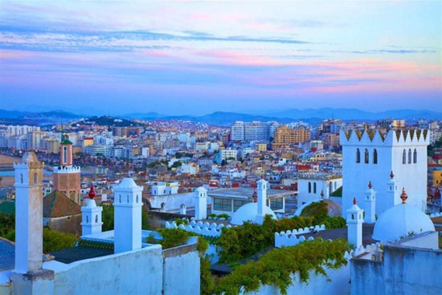 Tangier Kasbah, Morocco