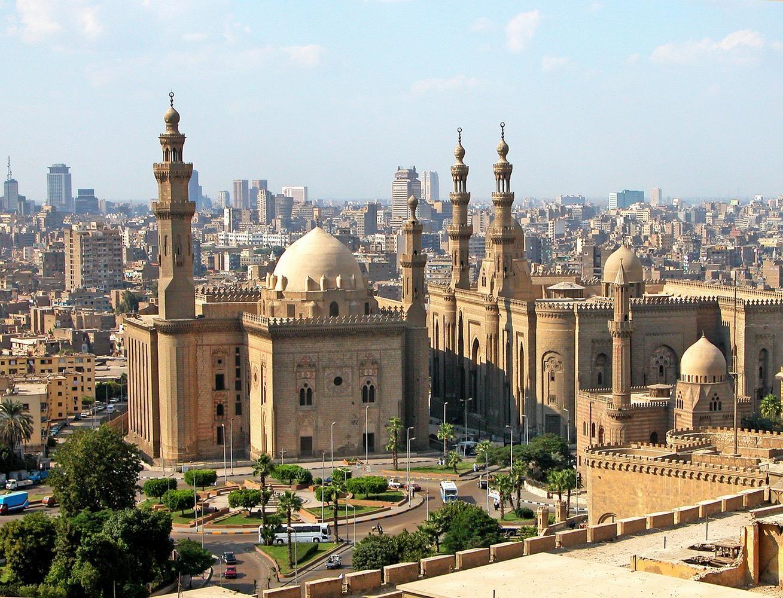 Cairo Mosque, Egypt