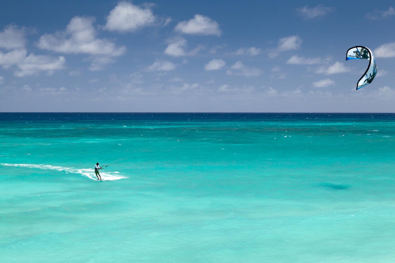 Kite Surfing, Red Sea, Egypt