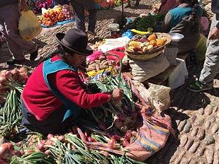Pisac Market Cusco