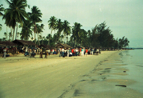 Banka Island, Indonesia 1988