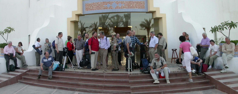 Sinai, Egypt, Transit of Venus 2004