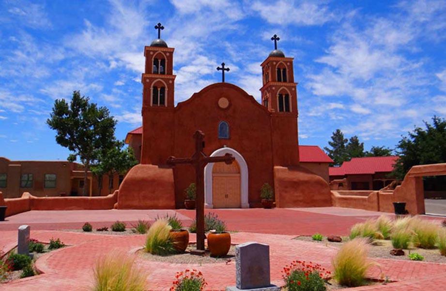 San Miguel Church Socorro