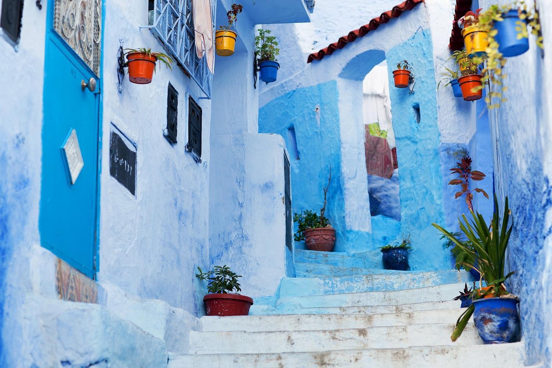 Chefchaouen, Moroccoa