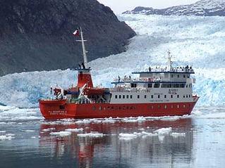 Skorpios III Chilean Fjords