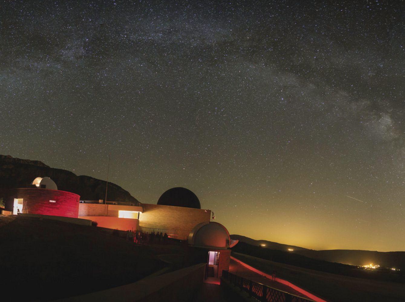 Montsec Astronomical Park, Catalonia Spain