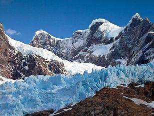 Balmaceda and Serrano Glaciers Chile