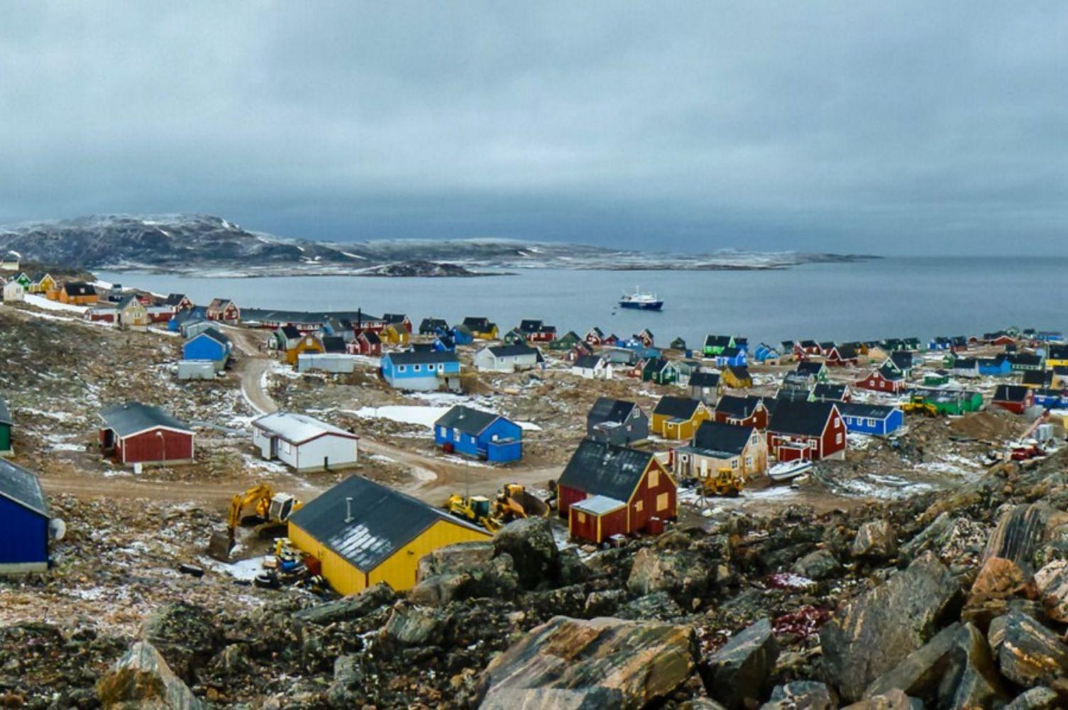Ittoqqortoormiit East Greenland