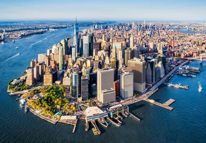 Manhattan New York - 2024 Total Eclipse