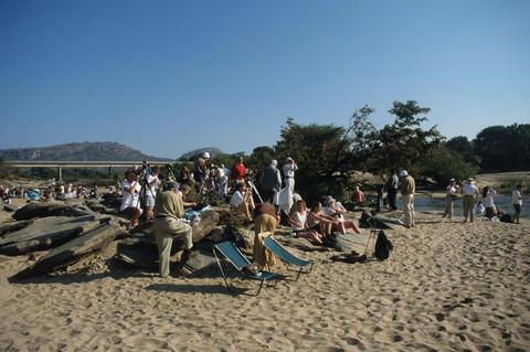 Ruya River, Zimbabwe 2001