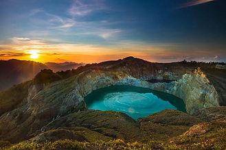 Kelimutu Crater Ende Flores