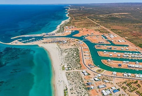 Exmouth Harbour, North Cape, Australia