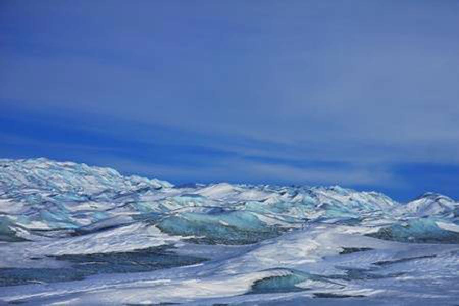 Point 660 Ice Cap Kangerlussuaq